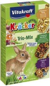Vitakraft 0872 Kracker 3szt dla królika multi