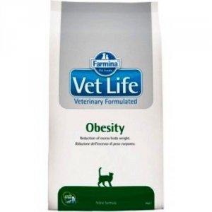 Vet Life Cat 5180 400g Obesity