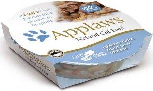 Applaws 7002 Cat Tuńczyk z Krewetką 60g miseczka