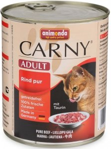 Animonda 83730 Carny Adult Wołowina 800g