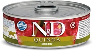 ND Cat 2178 Adult 80g Quinoa Urinary Duck
