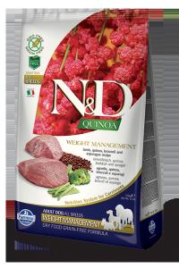 ND Dog NG 5585 Adult Quinoa 2,5kg Weight Managemen