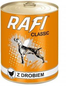 Rafi 3930 Classic 800g z drobiem dla psa