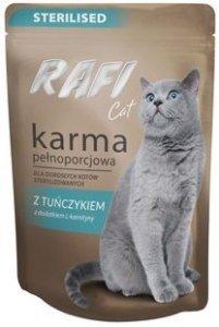 Rafi 2353 saszetka Sterilised tuńczyk 100g dla kot