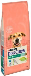 Purina Dog Chow 14kg Adult Light indyk