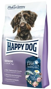 Happy Dog 5374 Supreme Fit&Vital Senior 12kg