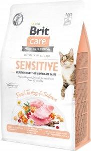 Brit Care Cat Grain Free Sensitive 2kg