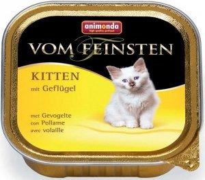 Animonda 83449 Vom Feinsten Kitten Drób 100g