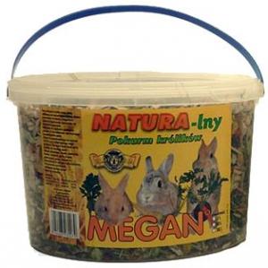 Megan ME39 NATURA-lny pokarm dla królika 3 l/1500g
