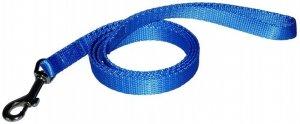 Chaba Smycz 1696 Taśma standard 20x1300 niebieska