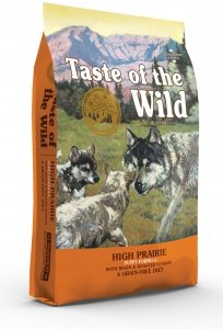 Taste of the Wild 4318 Puppy High Prairie 5,6kg