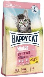 Happy Cat 6670 Minkas Kitten Care Drób 10kg