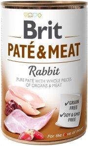Brit Care Pate&Meat Rabbit 400g