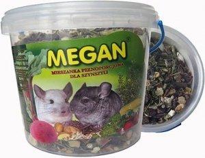 Megan ME22 Pokarm dla szynszyli 1 l/305g