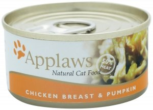 Applaws 1010 Cat Chicken Pumpkin 70g puszka