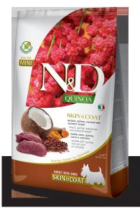 ND Dog NG 0091 Ad Mini Quinoa 2,5kg Skin&Coat Veni