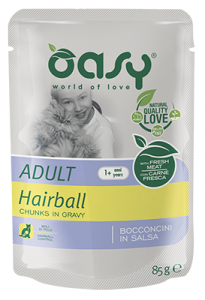 OASY 3761 Lifestage Adult Hairball 85g