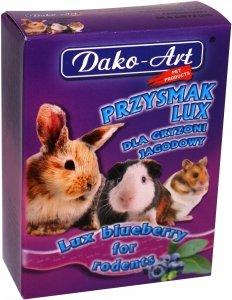 Dako-Art 336 Przysmak Lux jagodowy 40g -przysmak