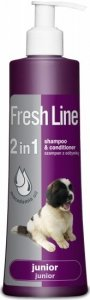 Fresh Line 0043 Szampon z odżyw dla juniorów 220ml