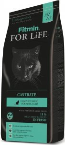 Fitmin Cat 1,8kg For Life Castrate