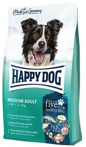 Happy Dog 5213 Supreme Fit&Vital Medium Adult 12kg