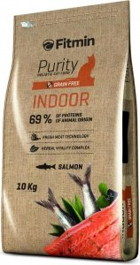 Fitmin Cat 10kg Purity Indoor