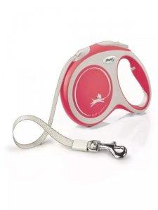 Flexi 4370 New Comfort L Tape 5m czerwona