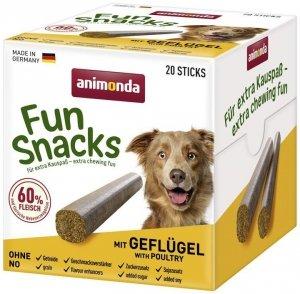 Animonda 82906 Fun Snacks Pałeczki z drobiem