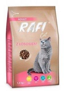Rafi Cat 0697 Sucha 1,4kg z łososiem