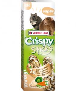 VL 462068 Crispy Sticks 110g kolby ryżowo warzywne