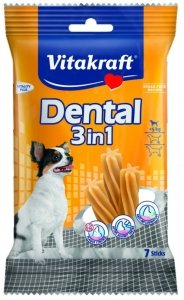 Vitakraft 9143 Dog Dental 3w1   XS 70g