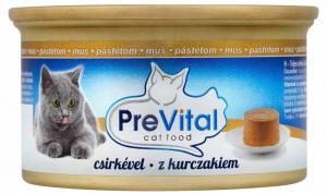 PreVital 0597 MUS dla kota 85g Kurczak