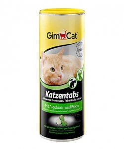 Gimcat 409139 Katzentabs Algi 710tabl.dla kota