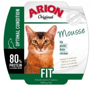 Arion 8865 Cat Original Fit 70g mousse