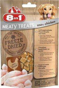 8in1 146001 Przysmak Freeze Dried Chicken 50g