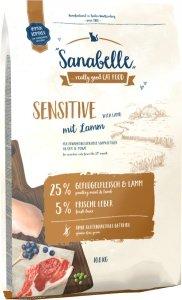 Sanabelle N 45020 Sensitive Jagnięcina 2kg