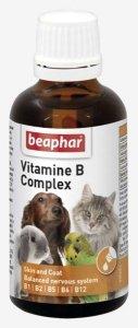 Beaphar 13668 Vitamine B 50ml