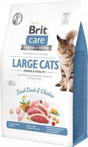 Brit Care Cat Grain Free Large 2kg