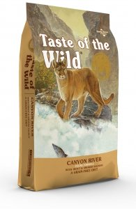 Taste of the Wild Cat 4301 Canyon River 6,6kg