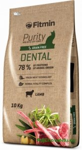 Fitmin Cat 10kg Purity Dental