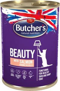 Butchers 3076 Cat Functional Beauty Salmon 400g