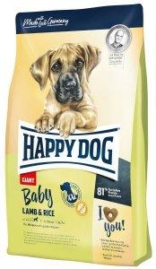 Happy Dog 8445 Baby Giant Jagnięcina i ryż 15kg