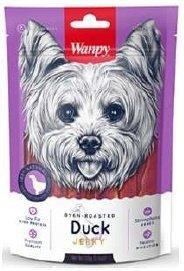 Wanpy 0017 Jerki Kawałki kaczki 454g dla psa