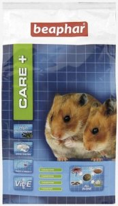 Beaphar 18417 Care+ Hamster 250g - dżungalski