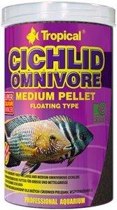 Trop. 60968 Cichlid Medium Pellet 5L