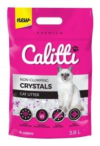 Calitti CRYSTALS 3253 żwirek silikonowy 3,8 l