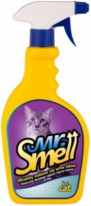 Mr Smell 0193 likwidacja zapachu moczu kota 500ml