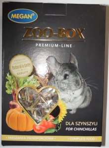 Megan ME202 Zoo-Box dla szynszyla 500g