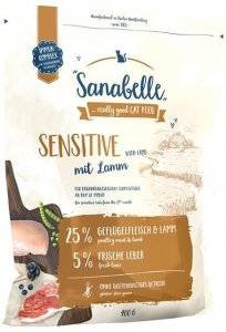 Sanabelle N 45010 Sensitive Jagnięcina 400g