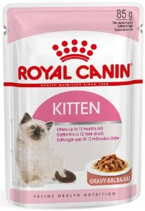 Royal 237110 Kitten Instinctive w sosie 85g